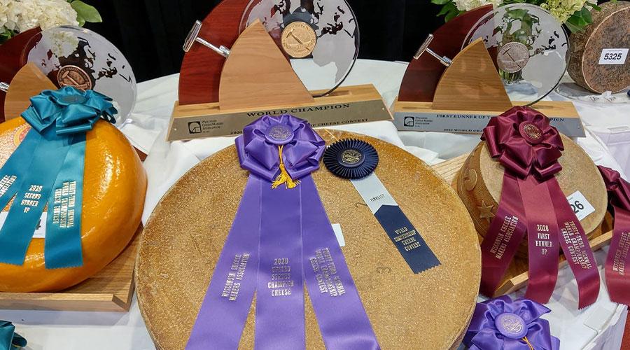 Or pour Michael Spycher aux championnats du monde de fromages