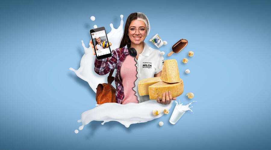 Journées découvertes nationales de technologue du lait du 13 au 19 septembre 2021